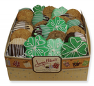 St Patrick's Day Cookie Box at Ingallina's Box Lunch Portland, Oregon