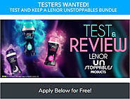 Get Test Keep Lenor Unstoppables - UK – WhyPayFull