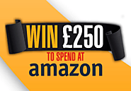 Win £250 to spend at Amazon - UK – WhyPayFull