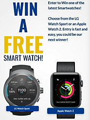 Win a free smart watch - US only! – WhyPayFull