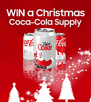 Win a Christmas Coca Cola Supply - AU – WhyPayFull
