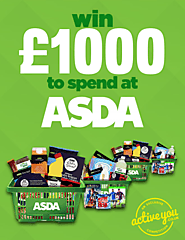 Win £1000 to spend at ASDA - UK – WhyPayFull