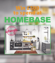 Win £500 to spend at Homebase - UK – WhyPayFull