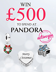 Win £500 to spend at Pandora - UK – WhyPayFull