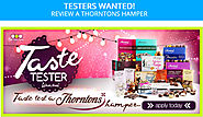 Get, Test and Keep Thorntons Hamper - UK