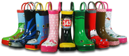 Cute Rain Boots For Kids On Sale 2014.