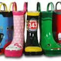 Cute Rain Boots For Girls and Boys On Sale 2014 via @Flashissue
