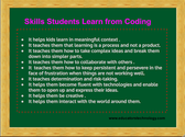These are The Skills Students Learn from Coding ~ Educational Technology and Mobile Learning