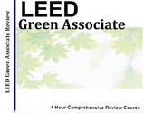 LEED Green Associate Exam Guide: Leed Audio Review Course 4 Hours, 4 Audio CDs; Green Building LEED Certification: Br...