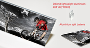 Dibond Mounting Service | Photos on Dibond - CMYKimaging.com