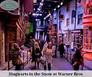 Hogwarts in the Snow at Warner Bros | Things to do in London this Christmas – Regency House Hotel | Regency House Hotel