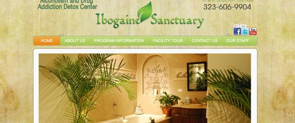 Headline for Ibogaine Treatment Centers