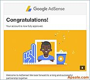 How to get adsense approval for custom domain and blogspot blog - Apsole