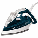 T-fal FV4476 Ultraglide Easycord Steam Iron with CERAMIC Scratch Resistant Nonstick Soleplate, Anti-Drip and Scale Sy...