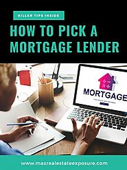 How to Pick a Lender