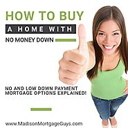 Buy A Home With No Money Down