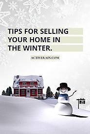 Effective Winter Home Selling Tips