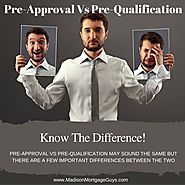 Pre-Approval vs Pre-Qualification: What's The Difference?