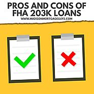 r/RealEstateBloggers - Strengths and Shortcomings of the FHA 203k Loan