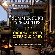 r/RealEstateBloggers - Summer Curb Appeal Ideas: Turn Ordinary into Extraordinary