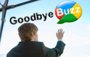 No More Google Buzz