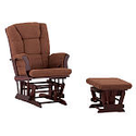 "Rocker or Glider & Ottoman - Nursery - Babies ""R"" Us"