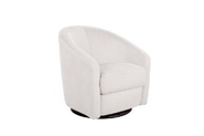 Amazon.com: babyletto Madison Swivel Glider, Ecru: Baby