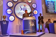 IPL T20 Live Streaming 2015- Season 8 Indian Premier League: Pepsi IPL 2015 Player Auction watch live on Sony Six
