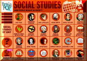 BrainPop Social Studies Games