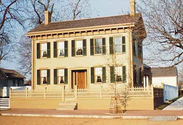 Lincoln's Home Virtual Tour