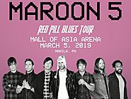 The rise of Maroon 5 - From Teenage Passion to the Top Pop Rock Band