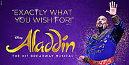 6 Reasons Why You Can't Miss Disney's Aladdin!