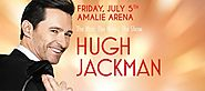 Hugh Jackman Show Tickets | Musicals Event Date & Time - eTickets.ca