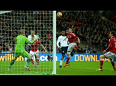 DANIEL STURRIDGE WINNING GOAL: England vs Denmark 1-0 at Wembley