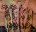 50+ Cool Sleeve Tattoo Designs