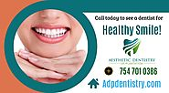 Healthy Smile With the Assistance of a Dentist