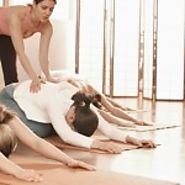 Four Tips for Physical Assists During Yoga Classes