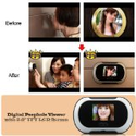 Best Digital Peephole Door Viewer w/ Motion Sensor Spring 2014