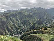 Santo Antao and mountains