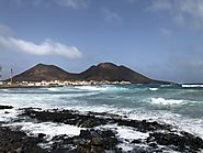 Sao Vicente Cape Verde islands