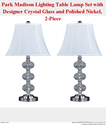 Best Modern Table Lamp Set Of 2