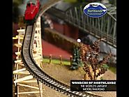 World Largest Railroad Model - Northlandz Miniature Wonderland