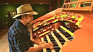 Mr Bruce William Zaccagnino Playing Organ - Northlandz Miniature Wonderland