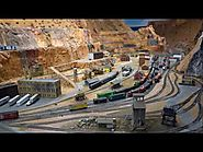 Model Railroad Tracks - Northlandz Miniature Wonderland