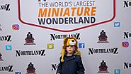 Kids had a great time at Northlandz Miniature Wonderland