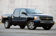Chevy full-sized Trucks and SUV's