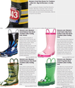 Western Chief Rain Boots For Toddlers - Little Kid - Big Kid Reviews