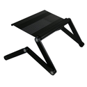 Furinno Adjustable Vented Laptop Table Laptop Computer Desk Portable Bed Tray Book Stand Multifuctional & Ergonomics ...