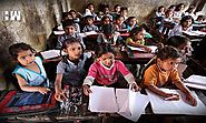 CHILD EDUCATION IN INDIA | HW English