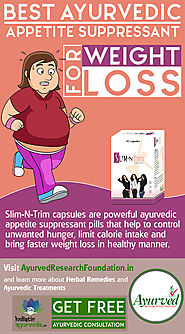 Best Ayurvedic Appetite Suppressant in India for Weight Loss